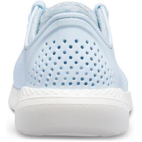 Crocs LiteRide Pacer Kengät Naiset, mineral blue/white